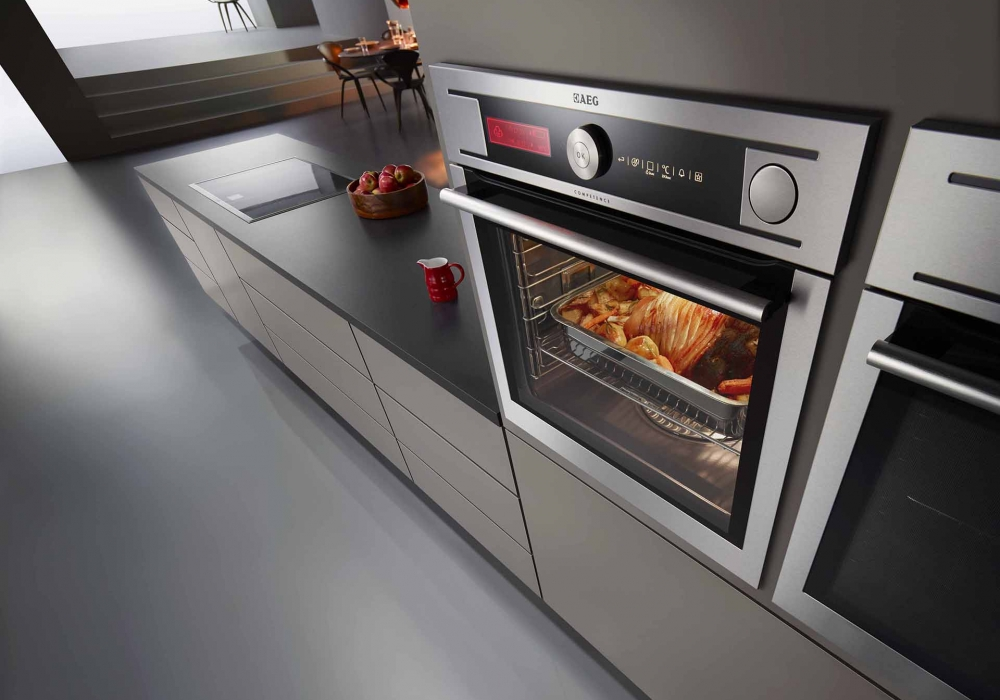 1013071-AEG New Collection ProCombi Steam Oven