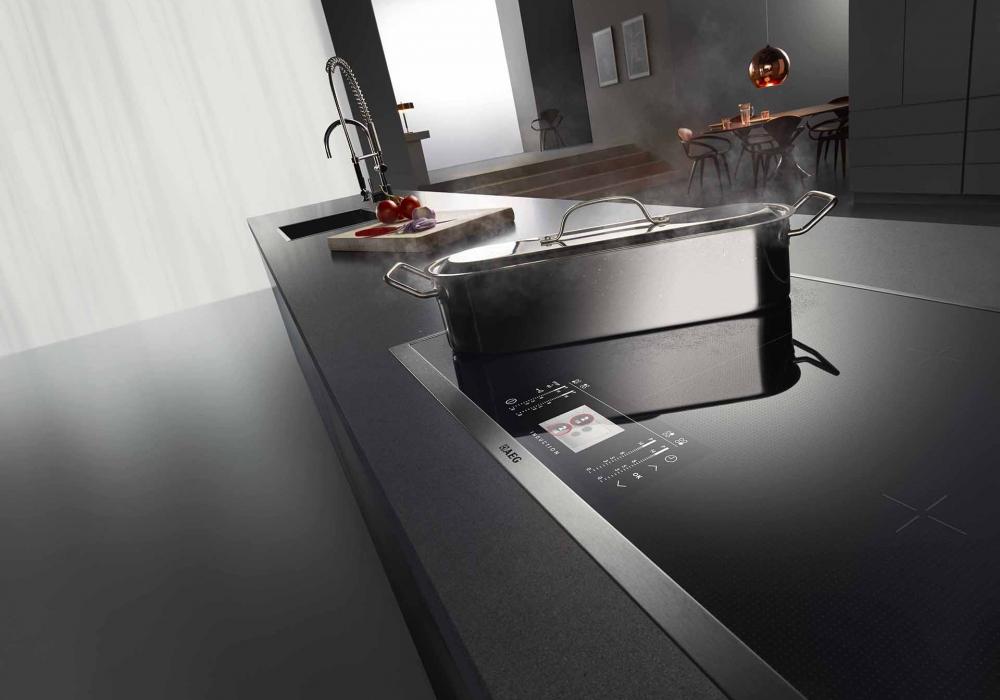 AEG New Collection Maxi Sense Induction Hob