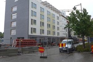 Hovstallängen/ Uppsala